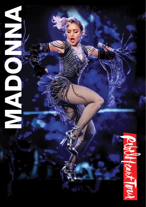 Madonna - Rebel Heart Tour [DVD]