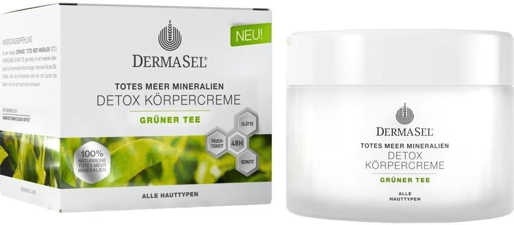 DermaSel Totes Meer Mineralien Detox Körpercrem...