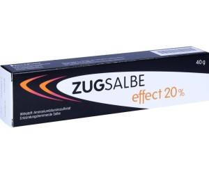 Zugsalbe effect 20% (40g)