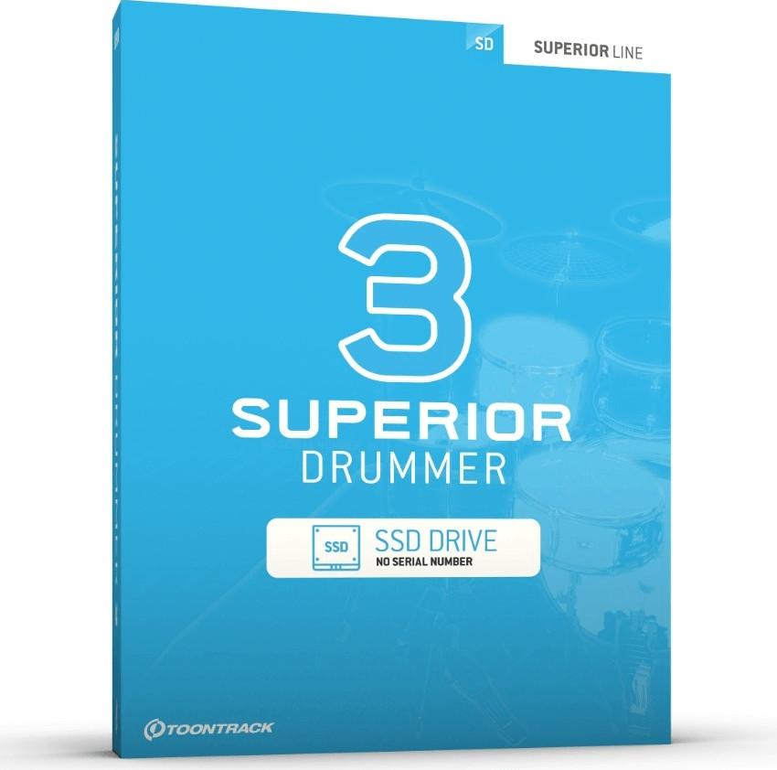 Toontrack Superior Drummer 3 SSD (Box)