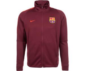 Nike fc barcelona winterjacke
