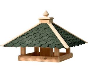 dobar vogelhaus bitumen dachschindeln gr n 54 x 54 x 38 cm ab 48 31 preisvergleich bei. Black Bedroom Furniture Sets. Home Design Ideas