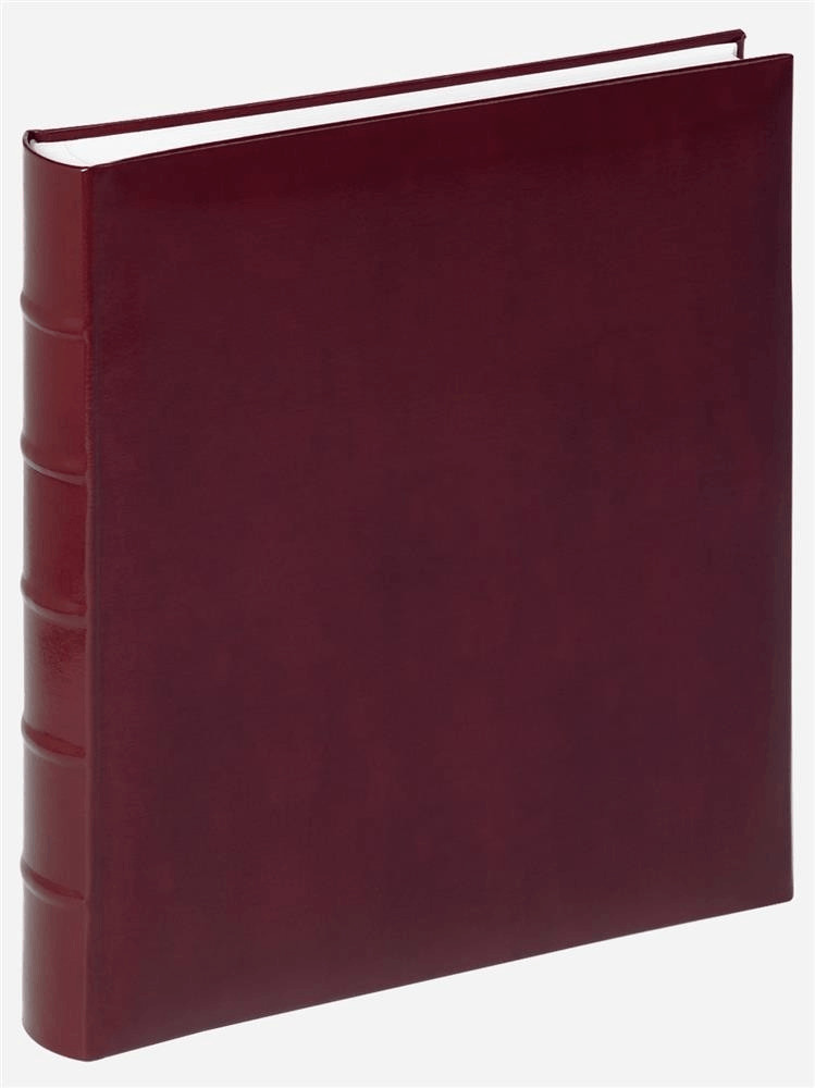 walther design Fotoalbum Classic 30x37/80 rot
