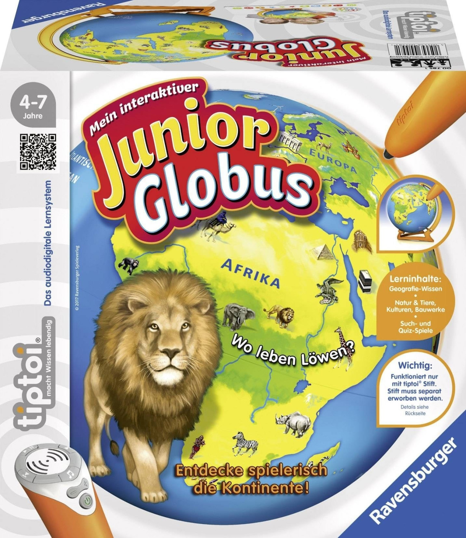 Ravensburger tiptoi - Mein interaktiver Junior Globus