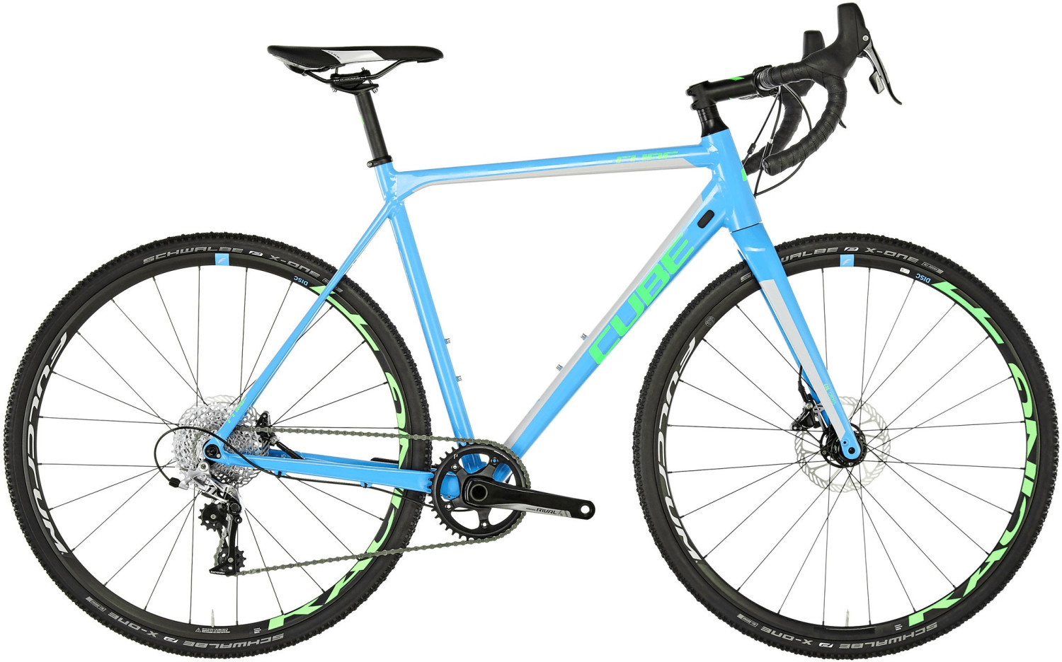 Cube Cross Race SL (2018)