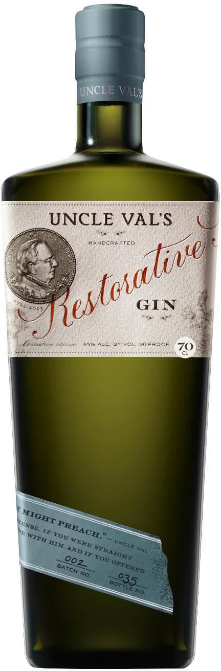 Uncle Val's Restorative Gin 0,7l 45%