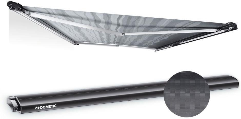 Dometic PerfectRoof PR 2000 FD (4x2.5m, black s...