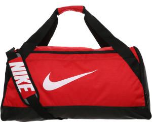 befea14e59 Buy Nike Brasilia M university red black white (BA5334) from £25.44 ...
