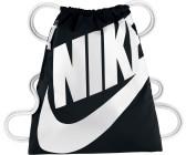 7dafc6cf1dee8 Nike Heritage Gymsack black white (BA5351)