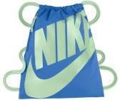 7a856d58ef4aa Nike Heritage Gymsack photo blue fresh mint (BA5351)