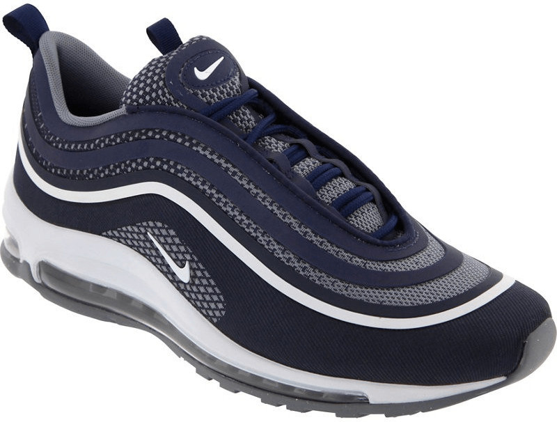 Nike Air Max 97 Ultra ´17 midnight navy/cool gr...
