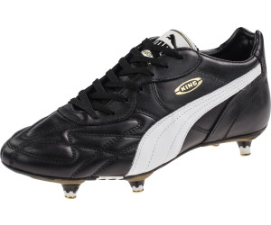 Buy Puma King Pro SG black white team gold from £60.00 – Best Deals ... c51f9526f6