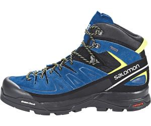 Salomon X Alp Mid LTR GTX® Hiking Shoe blackposeidonsurf the web
