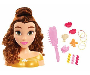 77dc22ee305bb1 Buy Disney Princess Belle Styling Head from £15.53 – Best Deals on ...