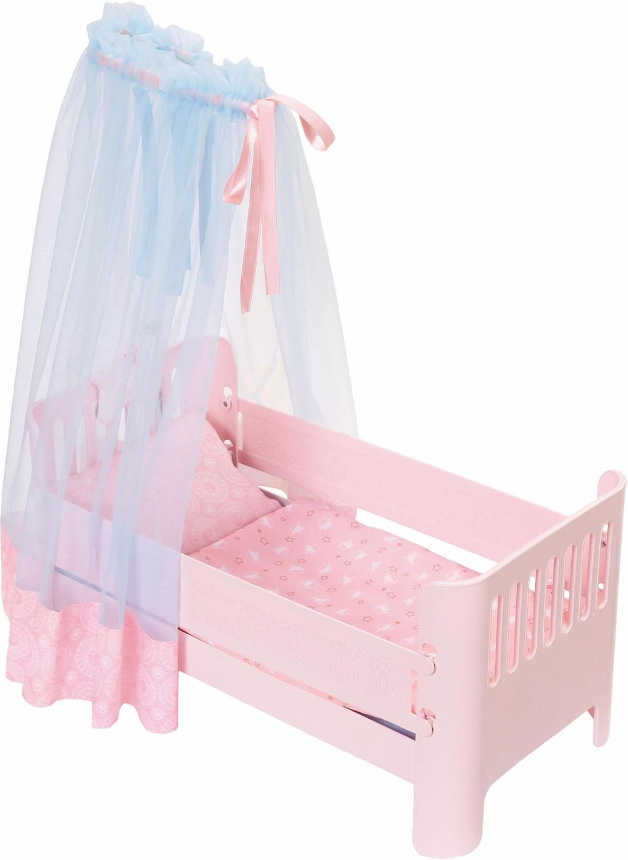 Baby Annabell Sweet Dreams Bett Rosa (700068)