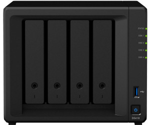 Buy Synology DiskStation DS418 from £359 98 – Best Deals on