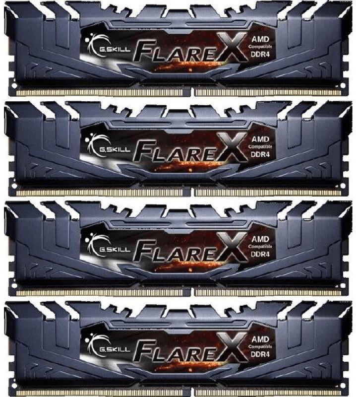 G.SKill Flare X 32GB Kit DDR4-3200 CL14 (F4-320...