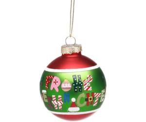Butlers hang on kugel frohe weihnachten ab 2 99 preisvergleich bei - Butlers weihnachten ...