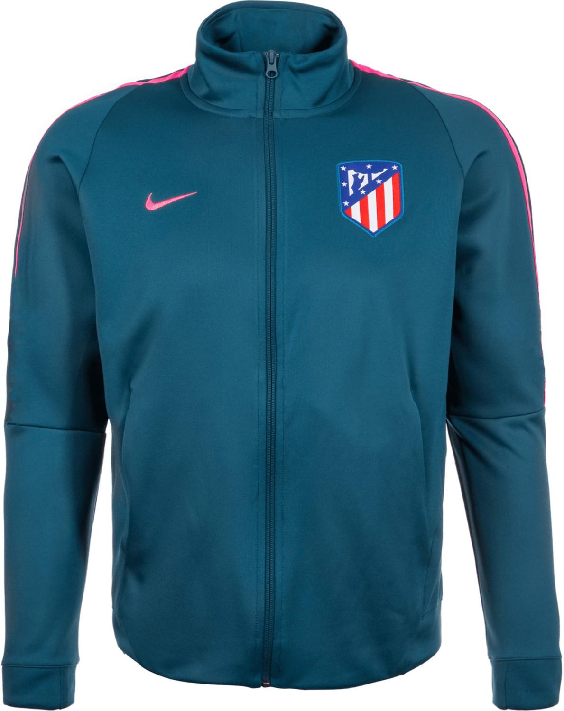 Nike Atletico Madrid Authentic N98 Track Jacke ...