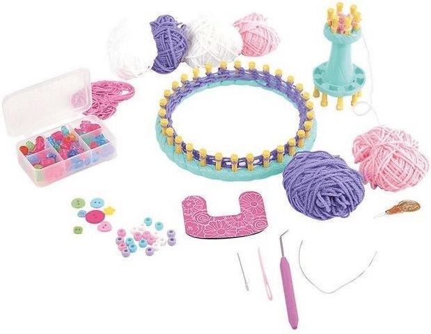 Playgo Strick-Set Loom Knitting
