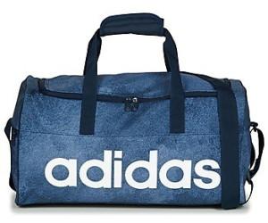Herren Adidas LINEAR PERFORMANCE Sporttasche blue Wir