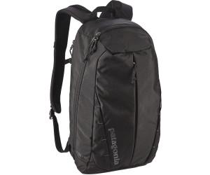 Patagonia - Atom Pack 18L - Sac à dos léger taille 18 l, noir/gris