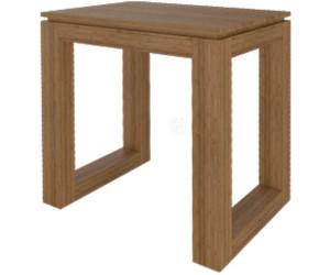 Lineabeta sgabello legno a u ac miglior prezzo su