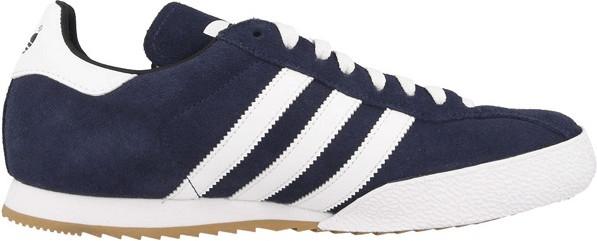 Adidas Samba Suede navy/running white