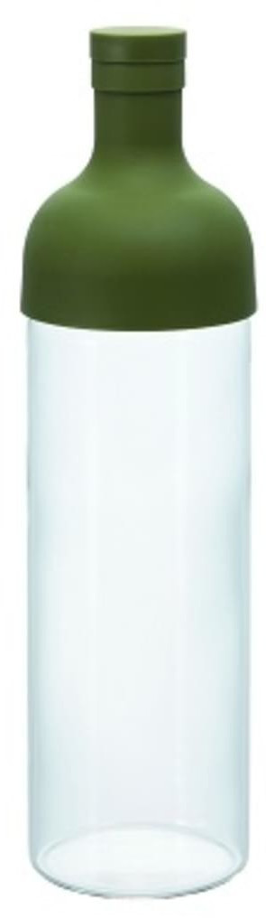 Image of Hario Cold Brew Coffee Filter in Bottle green