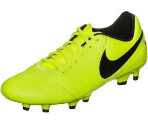 half off 5d561 bd90a ... volt black. Nike Tiempo Genio II Leather FG