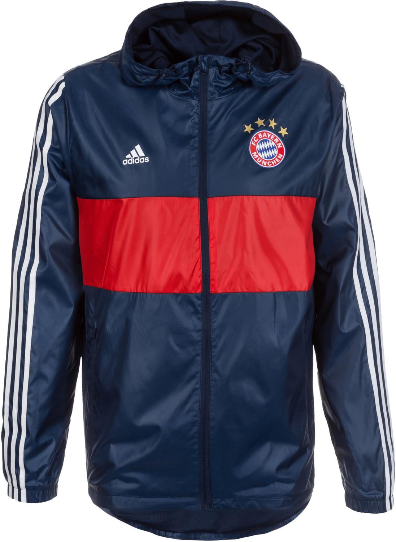 Adidas FC Bayern München Windbreaker Jacke coll...