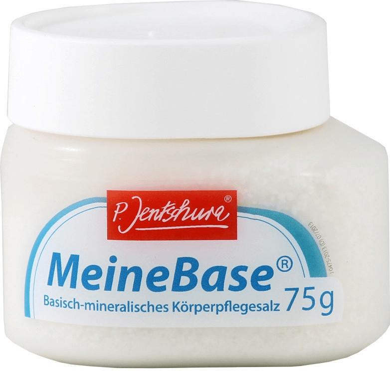 P. Jentschura Meine Base Körperpflegesalz (75g)