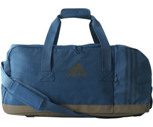 Adidas 3 Stripes Team Bag M blue/petrol night/trace olive (BR5145)