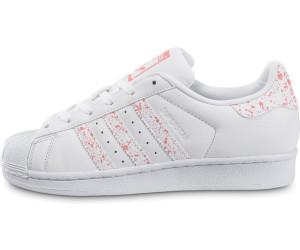 Et Blanche Femme Rose Basketstennis Superstar Adidas Speckle