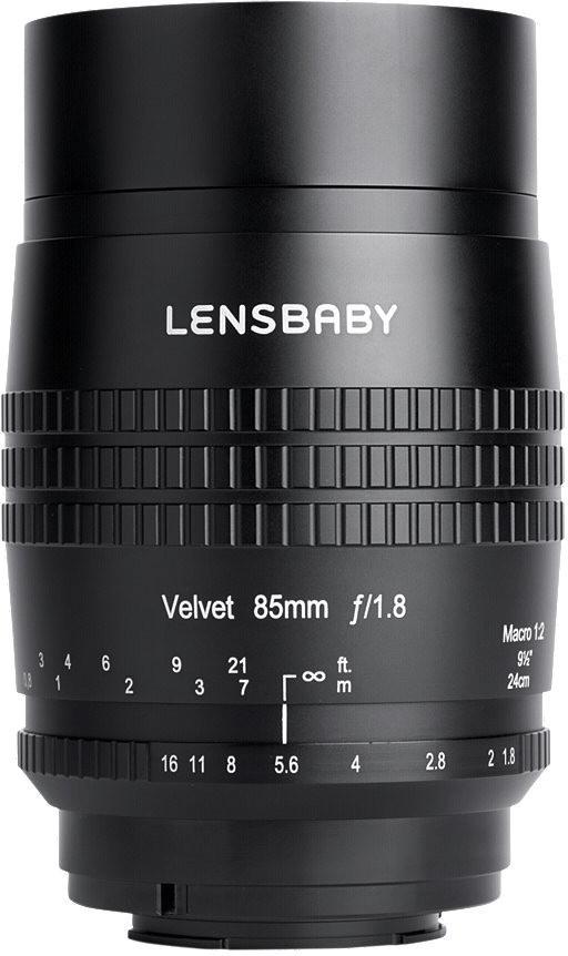 #Lensbaby Velvet 85mm f1.8 Sony E#