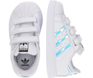 brand new ad906 42df4 Buy Adidas Superstar CF I white/white/metallic silver from ...