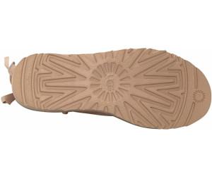 UGG Mini Bailey Bow II Metallic Women driftwood ab € 159,92