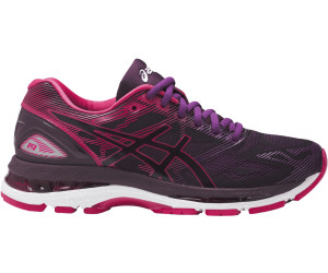 Asics Damen Gel-Cumulus 19 Laufschuhe, Pink (Cosmo Pink/White/Winter Bloom), 37.5 EU
