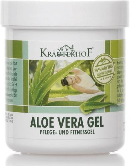 Axisis Aloe Vera Gel 96% Kräuterhof (100ml)