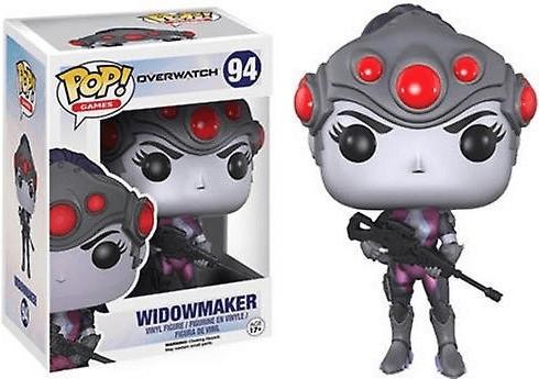 Funko Pop! Games Overwatch - Widowmaker