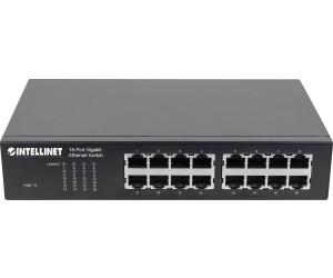 Intellinet 16-Port Gigabit Switch (561068)