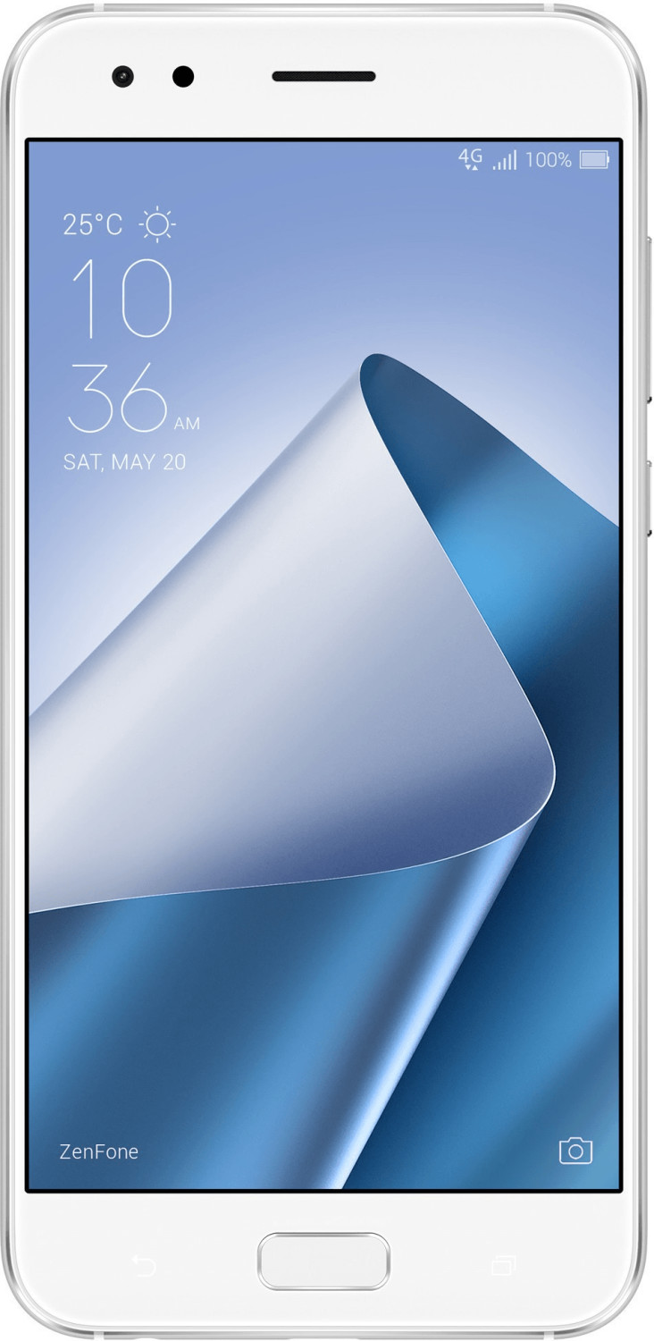 Asus Zenfone 4 (ZE554KL) moonlight white