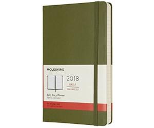 moleskine 12 monate tageskalender hardcover a5 2018 ab 19. Black Bedroom Furniture Sets. Home Design Ideas
