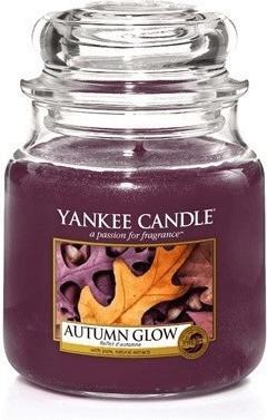 Yankee Candle Autumn Glow Große Kerzen im Glas
