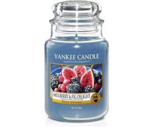 yankee candle mulberry fig delight gro e kerzen im glas. Black Bedroom Furniture Sets. Home Design Ideas