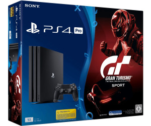 buy sony playstation 4 ps4 pro 1tb gran turismo sport. Black Bedroom Furniture Sets. Home Design Ideas