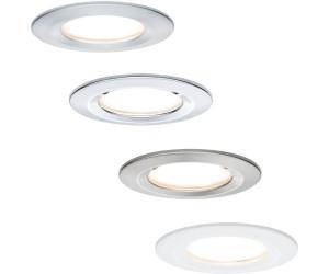 Paulmann 3er Set Einbau Spot Strahler LED Decken ALU Lampe Strahler Big Light