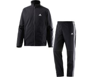 Adidas Light Tracksuit blackwhite au meilleur prix sur