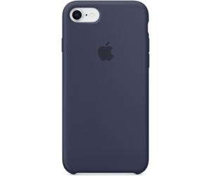 apple silicone case iphone 7 8 midnight blue au meilleur prix sur. Black Bedroom Furniture Sets. Home Design Ideas