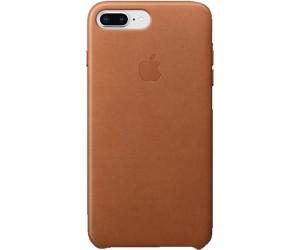 apple leather case iphone 7 plus 8 plus saddle brown au meilleur prix sur. Black Bedroom Furniture Sets. Home Design Ideas